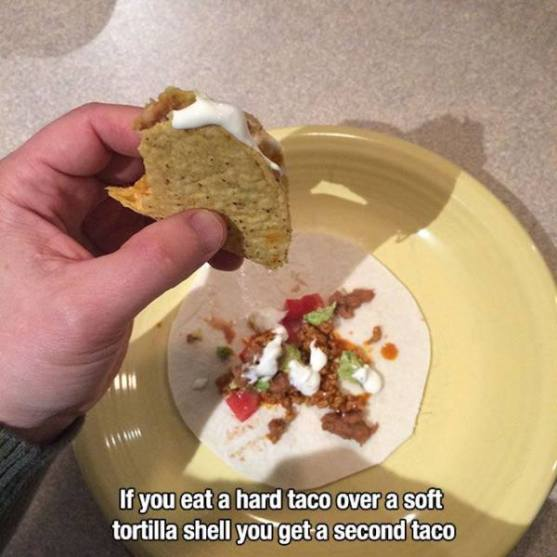 second taco