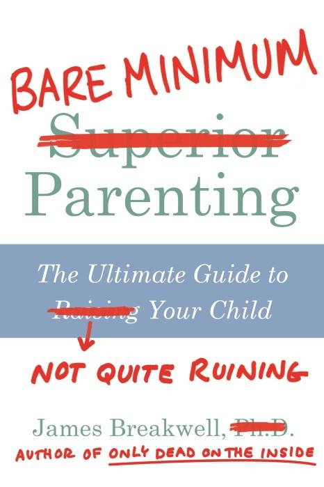 Bare Minimum Parenting jpg